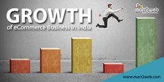 Growth of eCommerce business in India