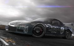 Mazda in Need For Speed