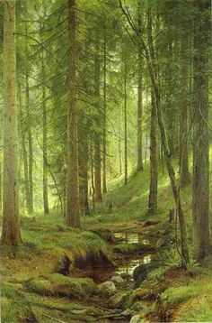 In the woods we return to reason and faith.                         --Ralph Waldo Emerson