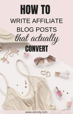 How to write affiliate blog posts that actually convert - what makes affiliate marketing work? Writing great content for your blog or creating  wonderful images for your Instagram is key, but then you need not only bring traffic and increase  engagement, but also recommend the right products to the right audience   Affiliate income on Instagram   Affiliate marketing