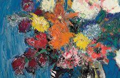 Bernard Lorjou (1908-1986) French Expressionist Painter