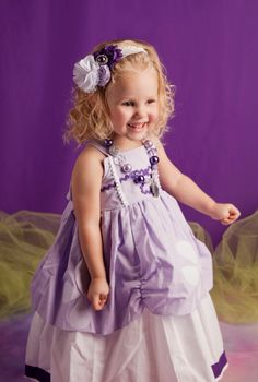 Girls Sofia the First Dress, Princess Party Dress inspired by Disney's Princess Sofia WITHOUT APPLIQUE available in sizes 18m, 2T-8girls on Etsy, $60.00