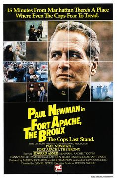 Fort Apache the Bronx (1981) (Daniel Petrie)