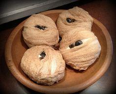 Halloween Mummy Primitive Bowl Filler Decoration by ThatSallie, $10.00