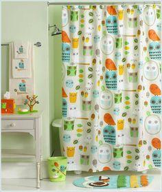 Owl Bathroom Decor for Kids