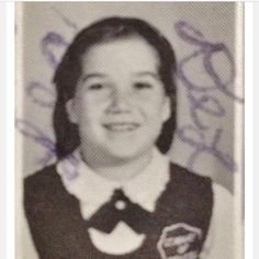 "Big Boo, looking dapper in a collared school uniform. | These Photos Of The ""Orange Is The New Black"" Cast Before They Were Famous Are Perfect"
