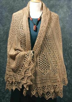 Fiddlesticks Knitting--Dorothy Siemens--Windswept. Quanto mi piacerebbe averlo! è favolosos