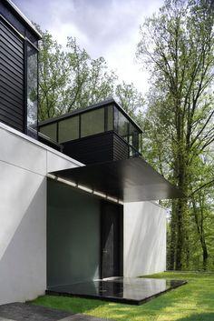 BlackWhite Residence by David Jameson | iGNANT.de