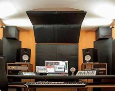Image result for recording studio live room window