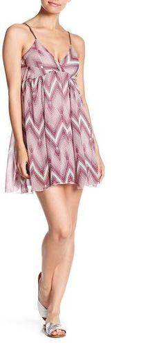 af5b97cb95f Ocean Drive Braided Strap Print Mini Dress  14.97 - Affiliate Link