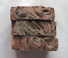 Dragon's Blood Soap: Vegan soap palm free soap by HermitageSoapNH