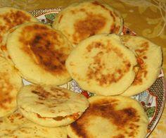 Gefülltes Brot   Marokkanisch Essen
