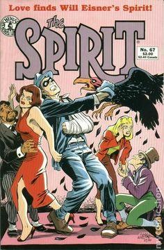 The Spirit Issue #67