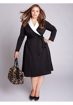IGIGI by Yuliya Raquel  Hepburn Dress in Black