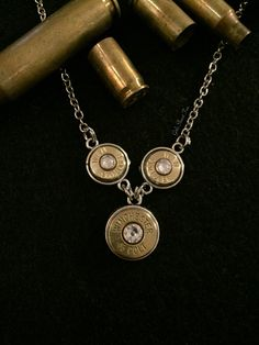 Bullet Necklace!