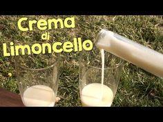 CREMA DI LIMONCELLO FATTA IN CASA DA BENEDETTA - YouTube