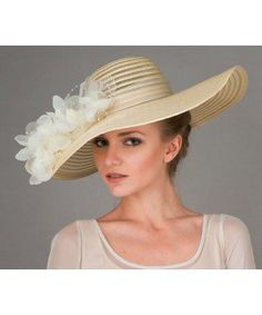 Polly Hat in Cream  Hats Hats!!  I love me some hats!!  This one is a mere $114.90..pfft!  a bit on the expensive side!  but I do like it!