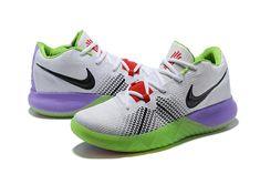 Men s Nike Kyrie Flytrap White Black Red Purple Green Shoes Free Shipping 2c94e0c87