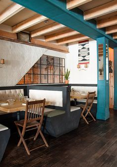 Coco 66 - a new restaurant in Greenpoint, Brooklyn