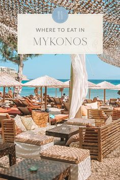 The Ultimate Mykonos Travel Guide Mykonos is a popular destinations in the Greek islands. This Mykonos travel guide is filled with travel tips to help you plan an incredible trip! & Greece travel tips & Mykonos. Europe Travel Tips, European Travel, Travel Guides, Places To Travel, Travel Destinations, Travel Hacks, Budget Travel, Santorini, Greece Vacation