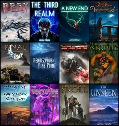 Transcendent Tales! Free eBooks and Audio-books by author Adam Train.