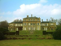 Hammerwood Park owned by Led Zeppelin 1973-1982 as flats for band and family