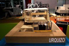 Maquetas de alumnos de la carrera de Arquitectura de Interiores -> http://www.ucal.edu.pe/carreras/arquitectura-de-interiores/