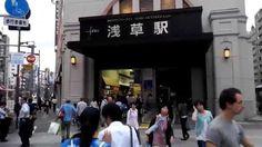 【東京360】淺草駅外 (2015/06)