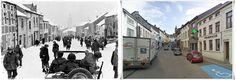 Soldati USA DELLA 87 Divisione dI fanteria            entrano nella  città di Saint-Hubert  Belgio 1945.