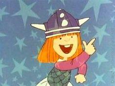 Hey Vickie! Hey Vickie hey! - Dessin animé années 70-80