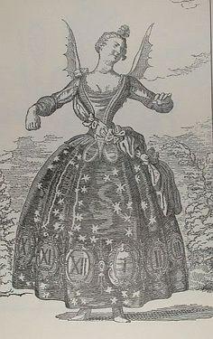 fancy dress 1750?