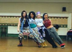 Little Mix - Change Your Life awesome song, awesome music video and awesome girls .. love that photo