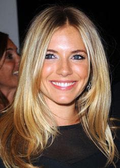 Sienna Miller style & color