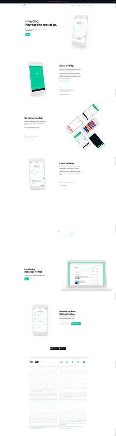 276 Best Web Design images in 2018 | Design web, Website layout, Web