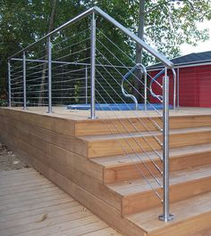 Foxhills Golf Club Balustrade    Stainless Steel Balustrade