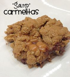 A delicious recipe for Salted Caramelitas | 5DollarDinners.com