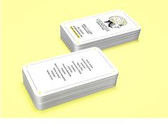 Catartsis   Business Card