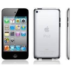 Apple iPod Touch 4th Generation Black 8GB A1367 MC540LL//A