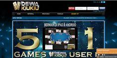 DewaKiuKiu – Situs Agen Poker Online Terpercaya