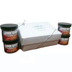Ajika Seafood Lovers Holiday Gift Set, 16-Ounce - http://spicegrinder.biz/ajika-seafood-lovers-holiday-gift-set-16-ounce/