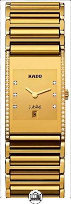 Rado Integral Jubile r20782732-Reloj de cuarzo para mujer  ✿ Relojes para mujer - (Lujo) ✿
