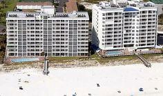 Sea Spay vacation condo vacation rentals on Perdido Key-Pensacola Florida - 2 bedroom unit with great views of the beaches of Perdido Key.