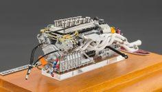 CMC 1/18 Modellautomotor Ferrari 312P