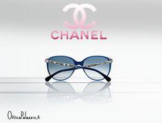 Sunglasses CHANEL Fall Winter 2014 / 15  #sunglasses #chanel #eyewear #fall #fw2014 #occhiali #shopping