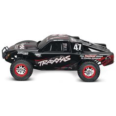 This Slash 4X4 Is Hard Loaded For Ultimate Performance And Realism With The Traxxas On