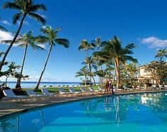 Kahala Hotel and Resort, Oahu.. intersting fact.. Liz Taylor and Richard Burton used to hide from paparazzi here back in 1964. Let me book you an ocean view suite just like Liz and Richard used to stay in;-) This hotel is rated #5 by Travel+ Lesiure in the Best Beach Hotels catagory.