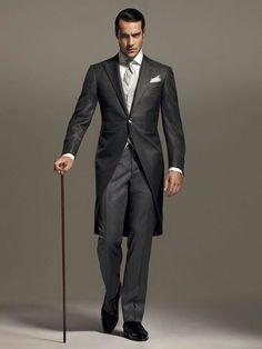 Gentleman style aka order me around Morning Coat, Morning Suits, Morning Dress, Aviators Women, Black Aviators, Gentleman Mode, Gentleman Style, Sharp Dressed Man, Well Dressed Men