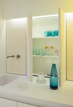 1000 images about storage on pinterest love articles home renovation and bookshelves bright modern laundry room