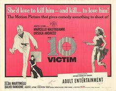 tenth victim movie - Google Search