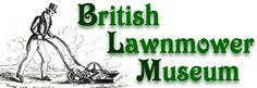 British Lawnmower Museum, Southport Merseyside, Great Britain